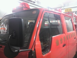 消防積載車ご苦労様でした