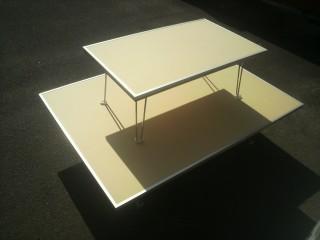 オーダーメイドの耐火テーブル