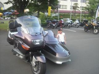 BMW Motorrad 東北ジャンボリーin宮城 蔵王